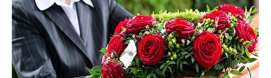 Flores Funerarias Munich ✅  Ayuda a expresar su agradecimiento